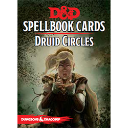 Dungeons & Dragons Druid Circles Deck