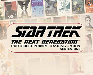 Star Trek: The Next Generation Trading Cards - Portfolio Prints