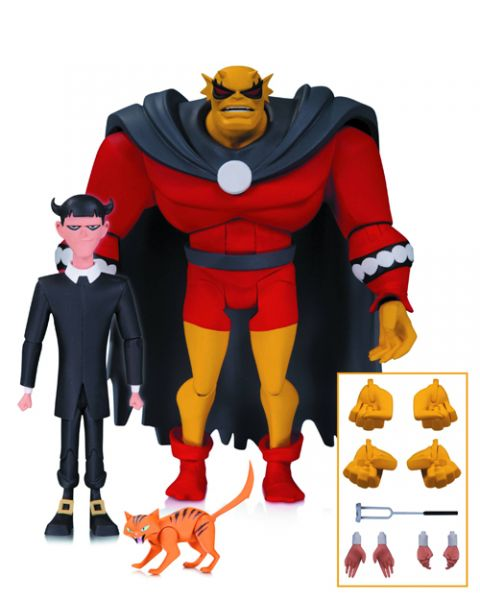Batman The Animated Series: Etrigan with Klarion