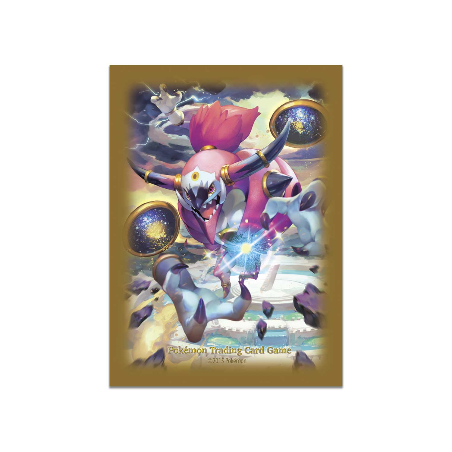 Card Sleeves 65-pack Standard Size: Hoopa Unbound
