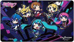 Vocaloid Play Mat: Hatsune Miku & Friends (Chibi Ver)
