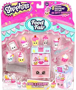 Shopkins Season 3 Figure: Food Fair Cool & Creamy Collection
