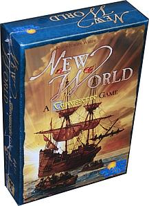 Carcassonne: New World