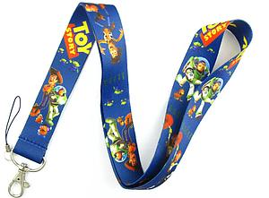 Toy Story Lanyard First Movie Blue
