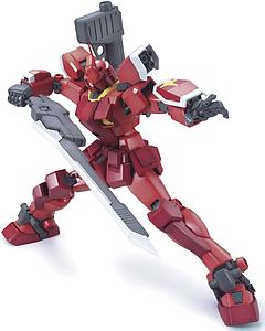 Gundam Master Grade Gundam Build Fighters 1/100 Scale Model Kit: Gundam Amazing Red Warrior