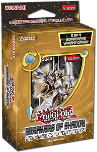 Yugioh Trading Card Game: Breakers of Shadow Special Edition