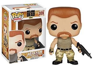 Pop! Television The Walking Dead Vinyl Figure Abraham #309 (Vaulted)