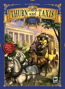 Thurn And Taxis: Power & Glory