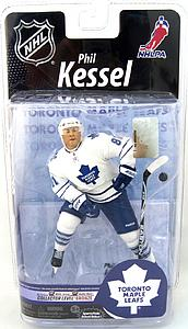 NHL Sportspicks Series 25 Phil Kessel (Toronto Maple Leafs) White Jersey Collector Level Bronze