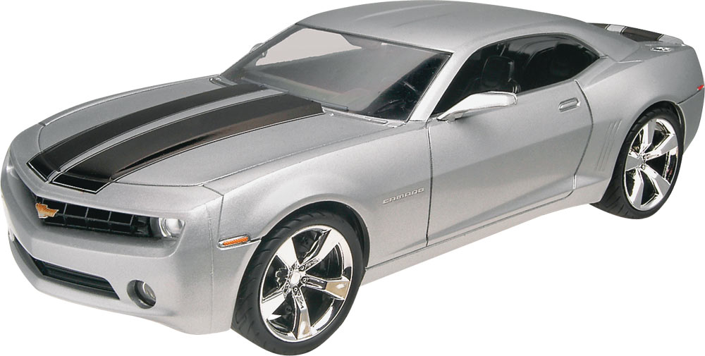 1:25 Scale Model Kit: Camaro Concept Car