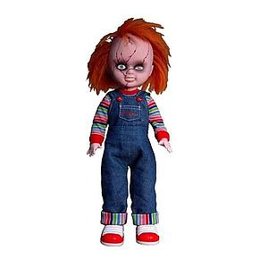 "Living Dead Dolls 10"" Child's Play Chucky Figure"
