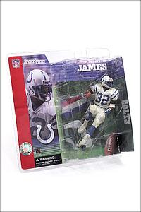 NFL Sportspicks Series 1: Edgerrin James Clean Chase (Indiannapolis Colts)