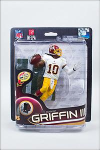 NFL Sportspicks Series 32: Robert Griffin III (Washington Redskins)