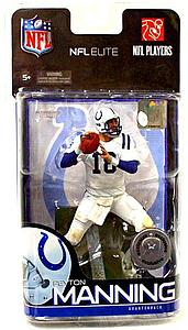 NFL Sportspicks Elite Series 1: Peyton Manning Bronze Collector Level (Indianapolis Colts)