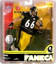 NFL Sportspicks Series 16: Alan Faneca (Pittsburgh Steelers)