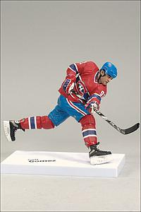 NHL Sportspicks Series 25 Scott Gomez (Montreal Canadiens) Red Jersey