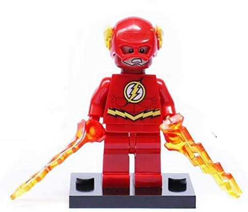DC Comics SuperHeroes Minifigure: The Flash