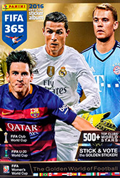 FIFA 365 World Soccer Sticker Album
