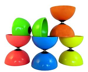 Tropic Diabolo in Clamshell with DVD