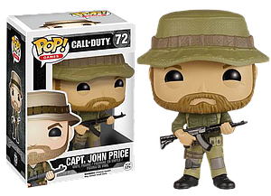 Pop! Games Call of Duty Capt. John Price #72 EB Games / Gamestop Exclusive