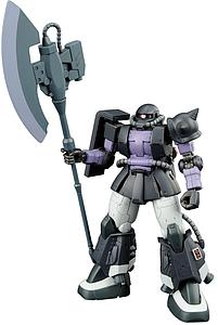 Gundam High Grade The Origin 1/144 Scale Model Kit: #005 MS-06R-1A Zaku II High Mobility Type