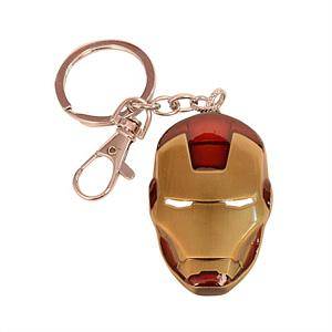 Marvel Keychain Mask Iron Man Helmet