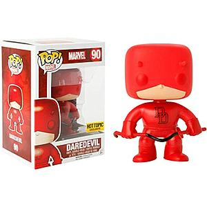 Pop! Marvel Vinyl Bobble-Head Daredevil #90 Hot Topic Exclusive
