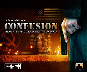 Confusion: Espionage & Deception in the Cold War