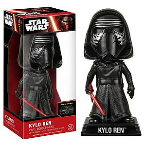 Wacky Wobblers Star Wars The Force Awakens Kylo Ren (Retired)