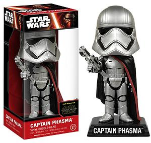 Wacky Wobblers Star Wars The Force Awakens Captain Phasma