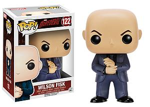 Pop! Marvel Daredevil TV Vinyl Bobble-Head Wilson Fisk #122 (Vaulted)