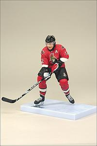 NHL Sportspicks Series 26 Mike Fisher (Ottawa Senators) Red Jersey