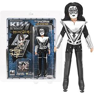 "KISS Retro 8"" Figure Series 4 Monster The Spaceman (Tommy Thayer)"
