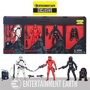 "Star Wars The Black Series Imperial Forces 6"" Action Figures - Entertainment Earth Exclusive"