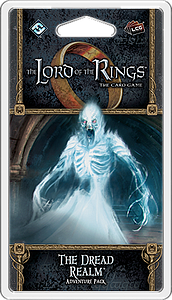 The Lord of the Rings: The Card Game - The Dread Realm Adventure Pack