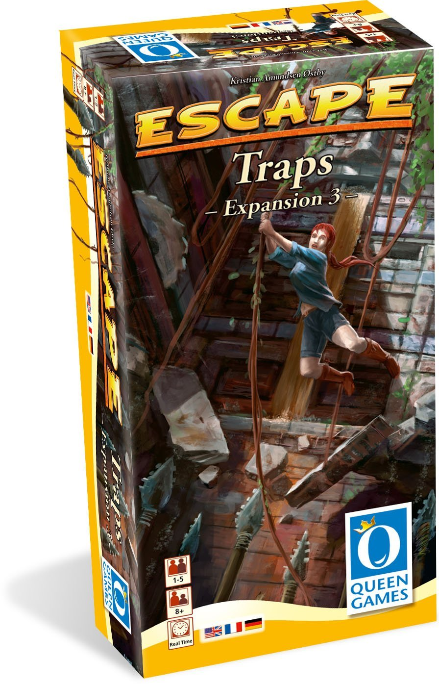 Escape: Traps Expansion 3
