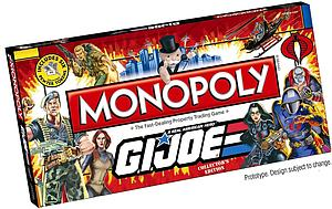 Monopoly: G.I. Joe Collector's Edition