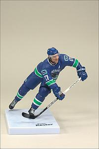 NHL Sportspicks Series 26 Ryan Kesler (Vancouver Canucks) Blue Jersey