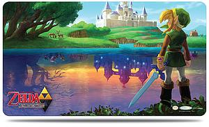 The Legend of Zelda Playmat: A Link Between Worlds