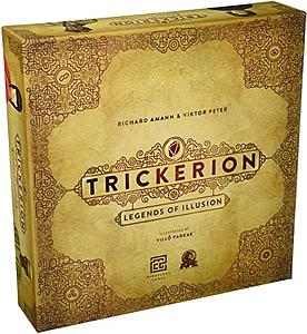 Trickerion: Legends of Illusion (Reprint)