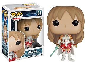 Pop! Animation Sword Art Online Vinyl Figure Asuna #81 (Vaulted)