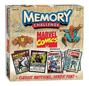 Memory Challenge: Marvel Universe Edition
