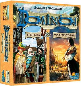 Dominion: Cornucopia & Guilds