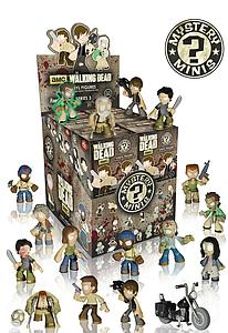 Mystery Minis Blind Box: The Walking Dead Series 3 (1 Pack) (Retired)