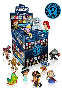 Mystery Minis Blind Box: Disney Heroes vs Villains (1 Pack)