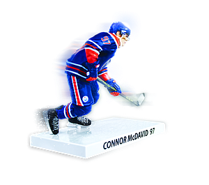 NHL Wave 3 Connor McDavid (Edmonton Oilers) Limited Edition (Only 7500 Made)