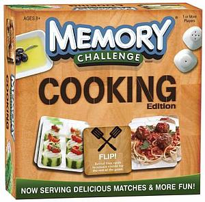 Memory Challenge: Cooking Edition
