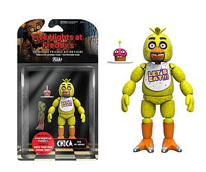 Five Nights at Freddy's Series 1: Chica with Mr. Cupcake