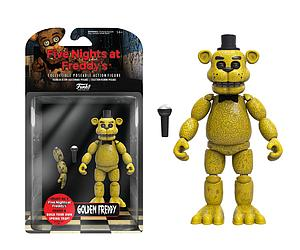 Five Nights at Freddy's Series 1: Golden Freddy
