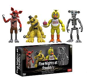 Five Nights at Freddy's Collectible Vinyl Figure Set 1